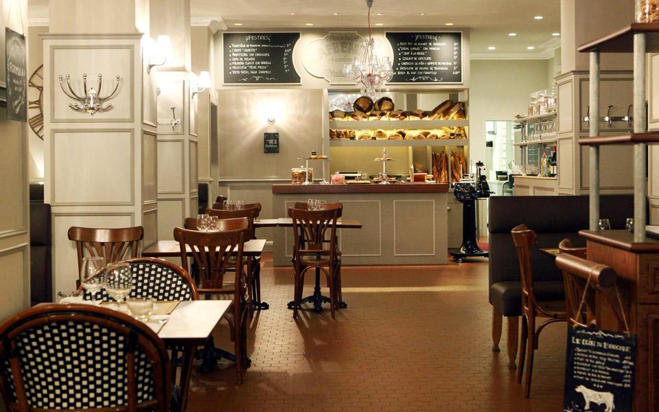 La Belle Epoque del Café Emma