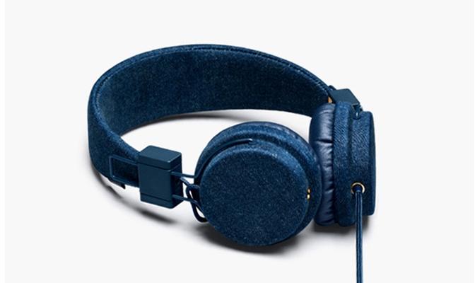 Urbanears Plattan Denim Headphones