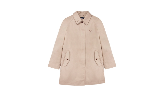 Fred Perry Authentic Mac
