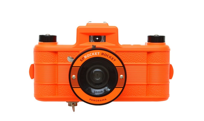 Lomography Sprocket Rocket + Win!