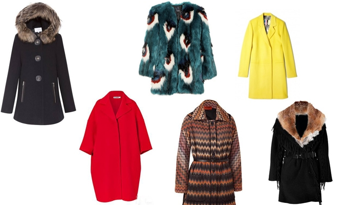 Buyers Guide: Coats available now