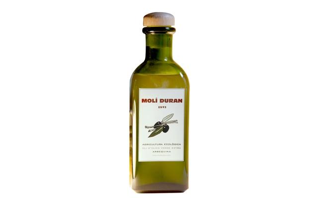 Molí Duran, un aceite de 160 euros
