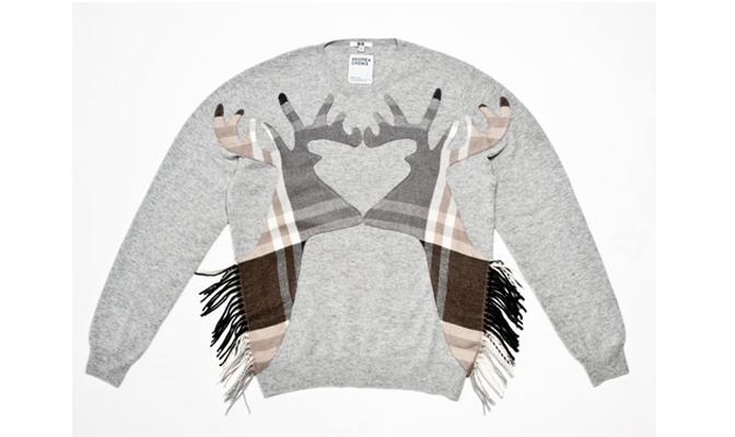 Couture Andrea Crews by Uniqlo