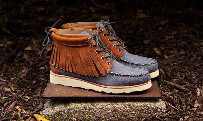 Ronnie Fieg for Sebago Fall/Winter 2012