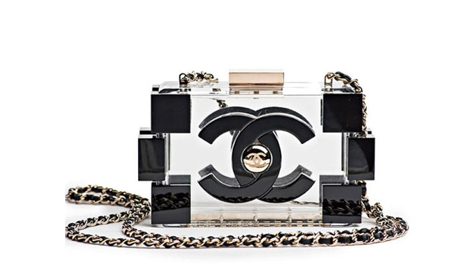 Chanel Lego Handbag