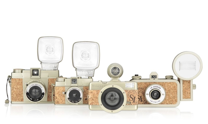 Champagne Editions by Lomography