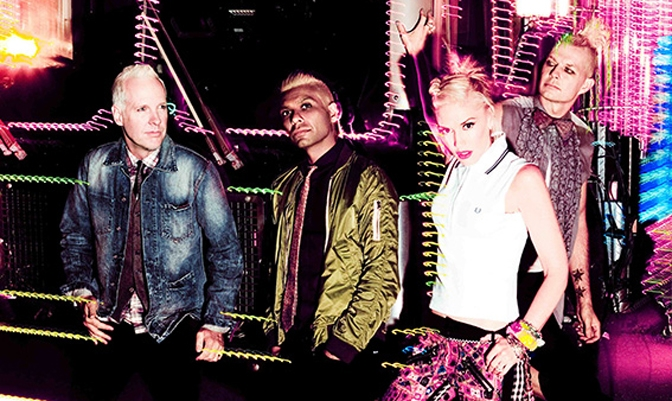 No Doubt & Fred Perry