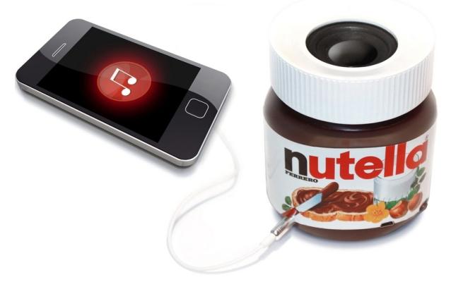 Boombox Nutella