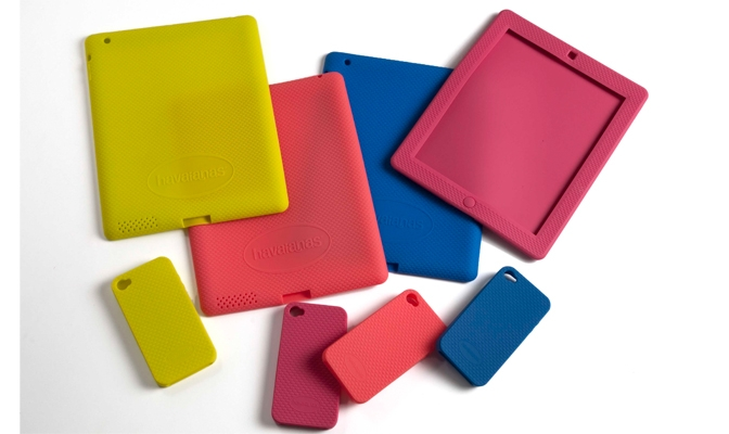 iPhone/iPad cases by Havaianas