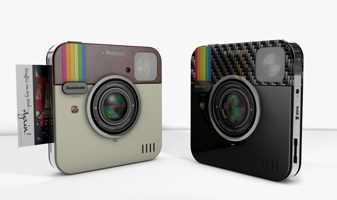 Instagram Camera becomes a reality