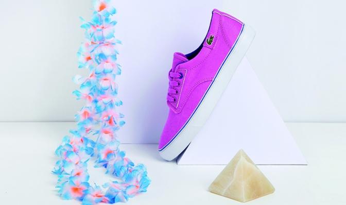 Lacoste L!ve Footwear SS'13
