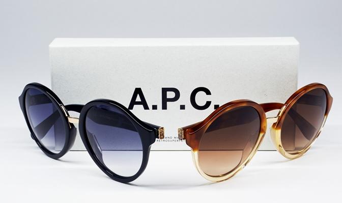 A.P.C. x SUPER