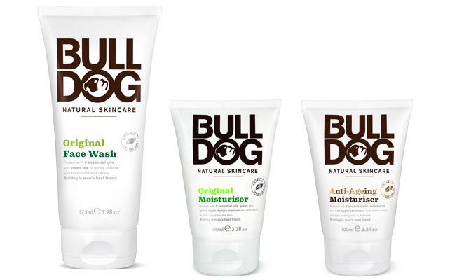 Bulldog Natural Skincare + WIN!