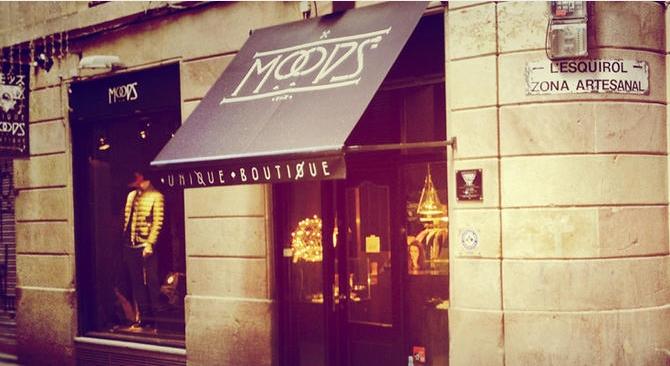 Moods Unique Boutique