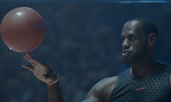 Possibilites, Nike new campaign