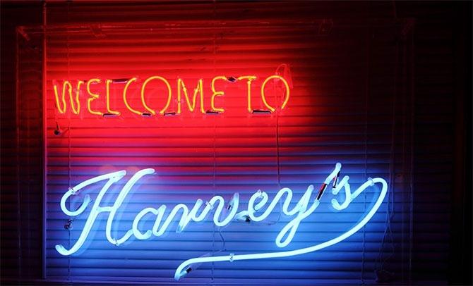 Harvey's