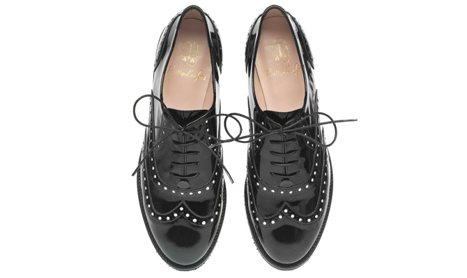 Pretty Loafers Oxford Collection