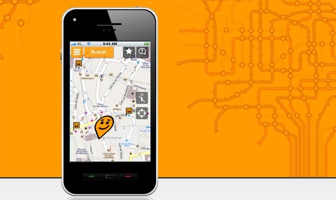 Moovit, la app para el transporte público