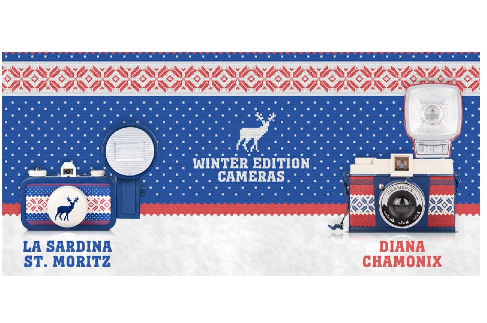 Lomography Winter Edition