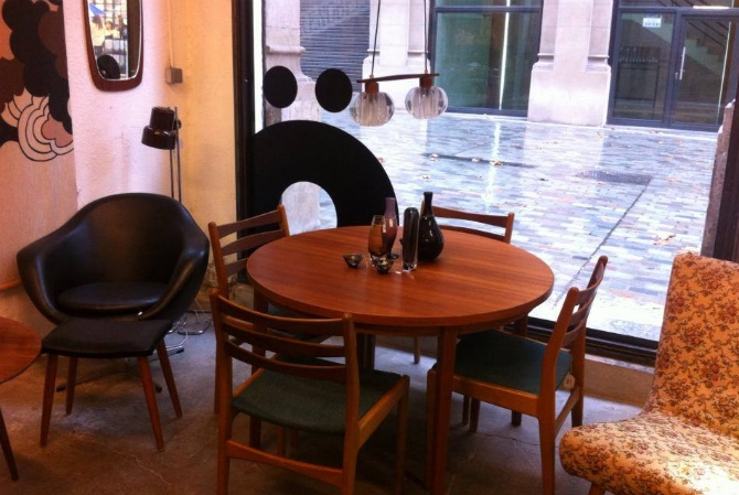 Gidlööf, muebles escandinavos vintage