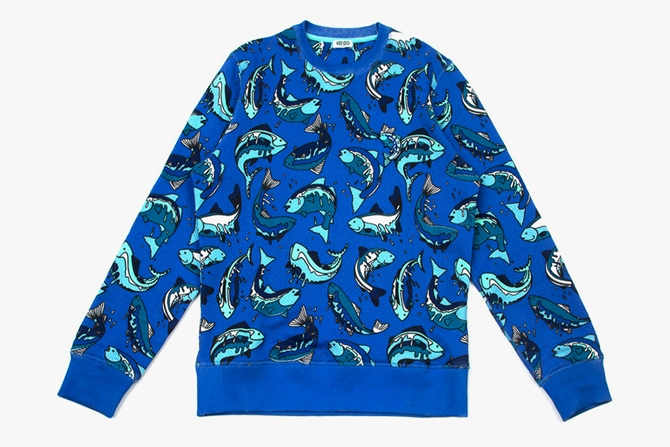 KENZO Fish Collection