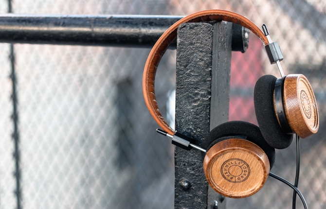 The Bushmills x Grado Labs