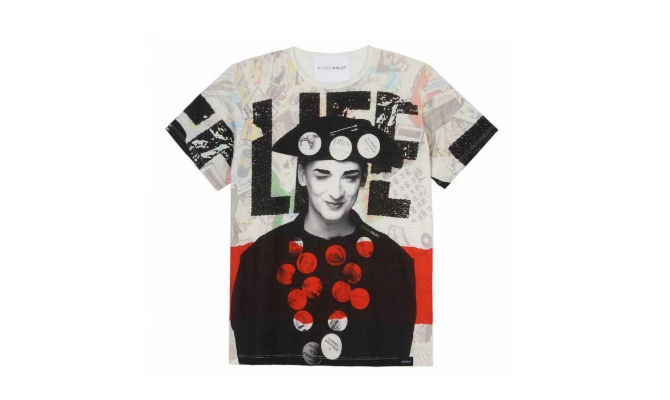 David Bailey t-shirts