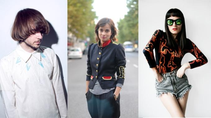 Escoté, Von Schwarz y La Condesa x H&M