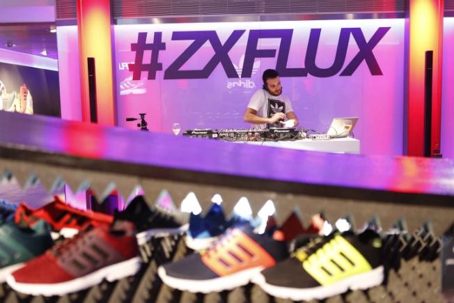 adidas Originals presenta la nueva ZX Flux
