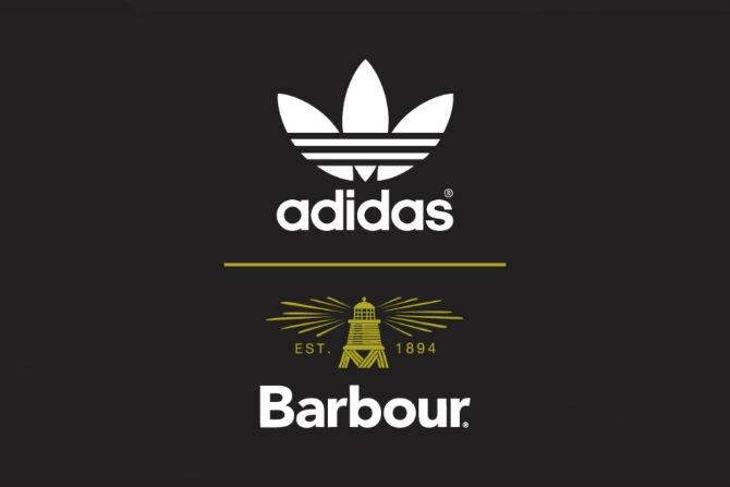 Alerta! Barbour + Adidas