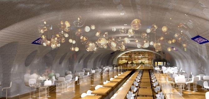 Nueva vida al metro parisino