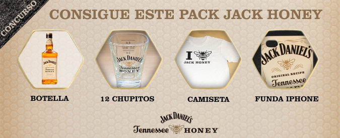 Jack Honey + WIN