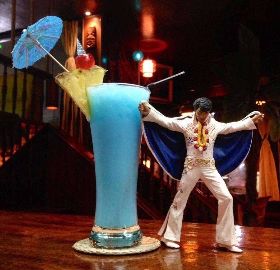 Konalei, tiki cocktail bar