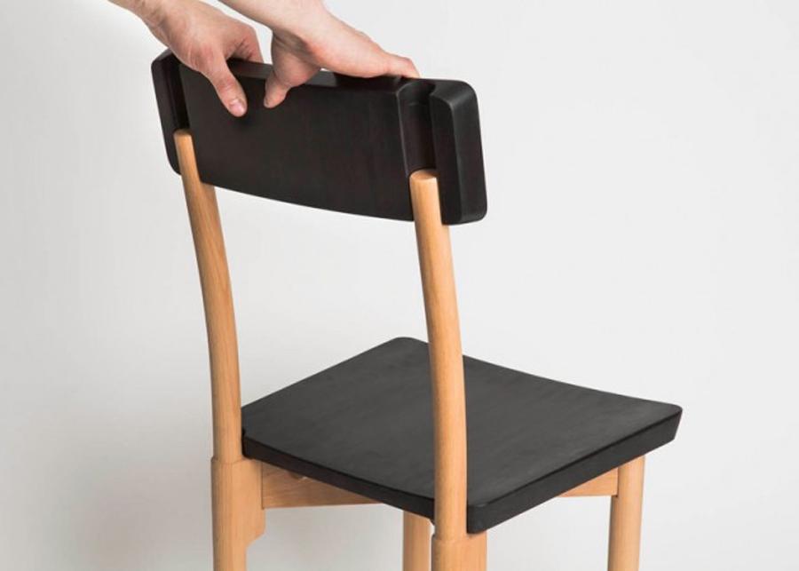 Móntate tu propia silla donde quieras!
