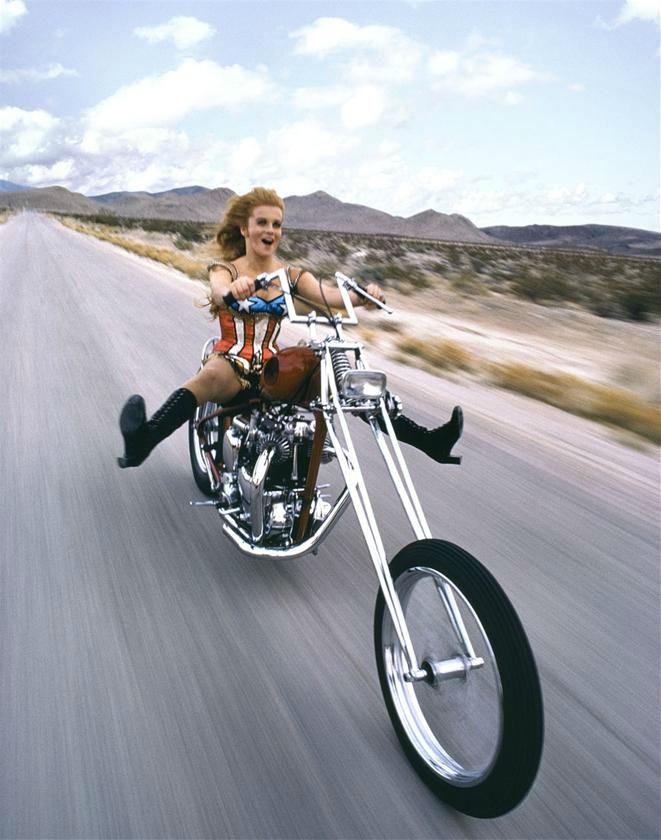 Chopper Monster, bicicletas con ADN yankie
