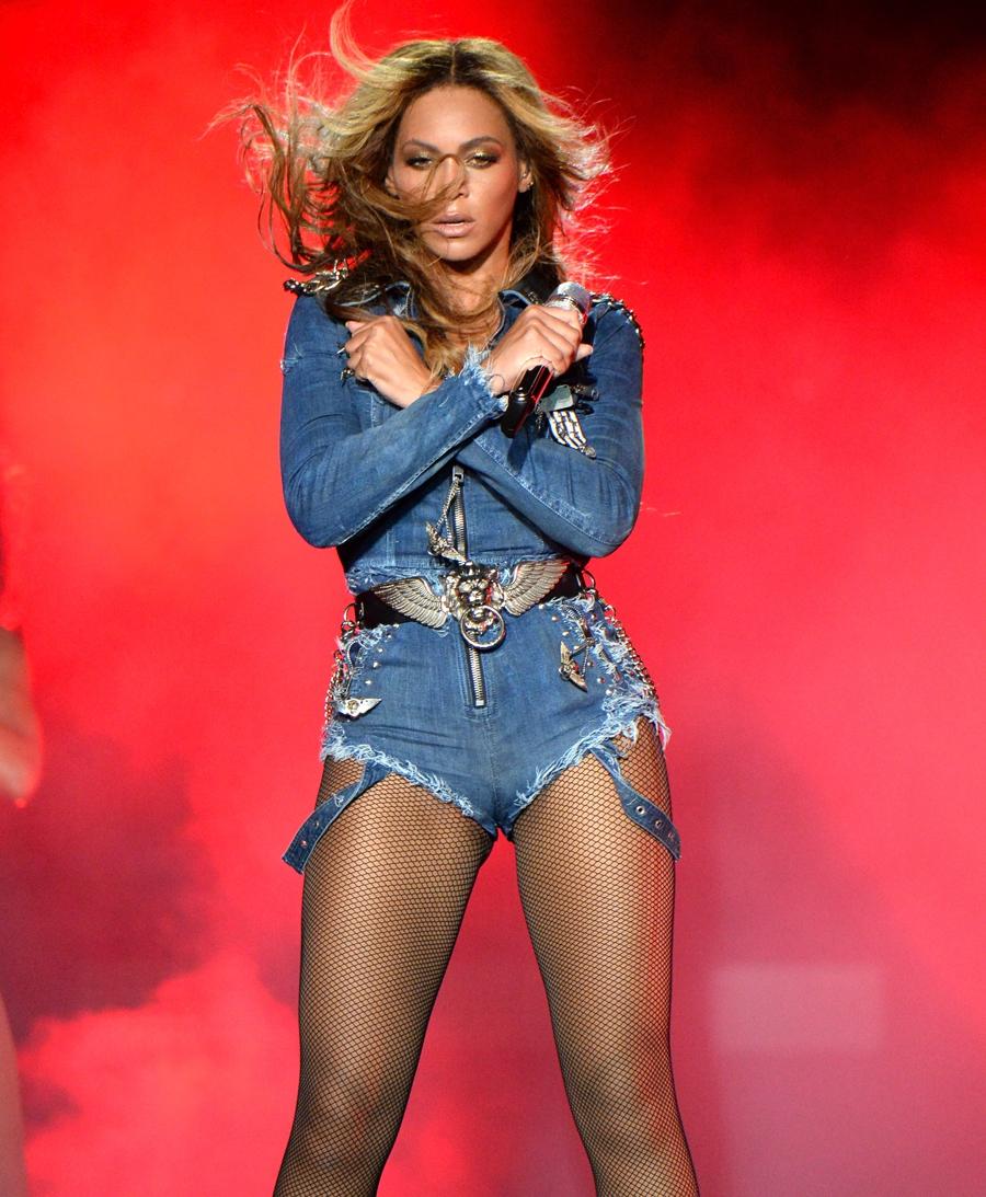 Beyonce loves Diesel
