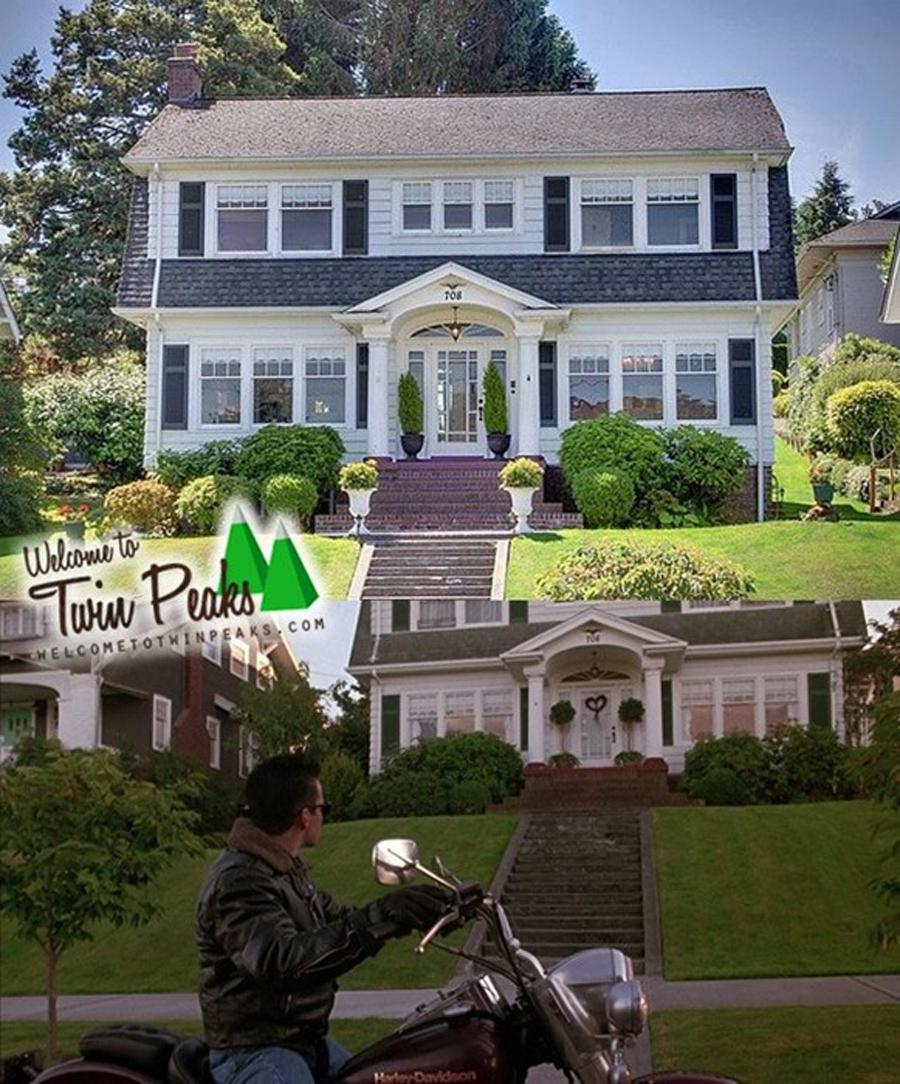 La casa de Laura Palmer se vende!