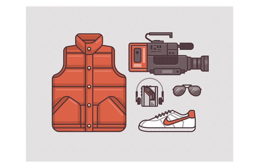 Accesorios de película