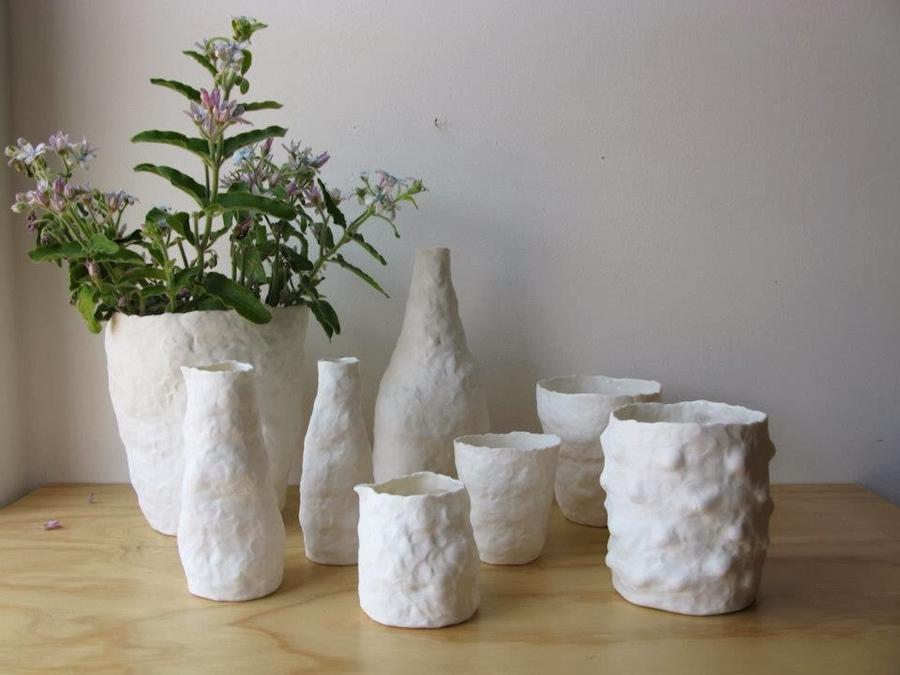 Leah Jackson y la porcelana