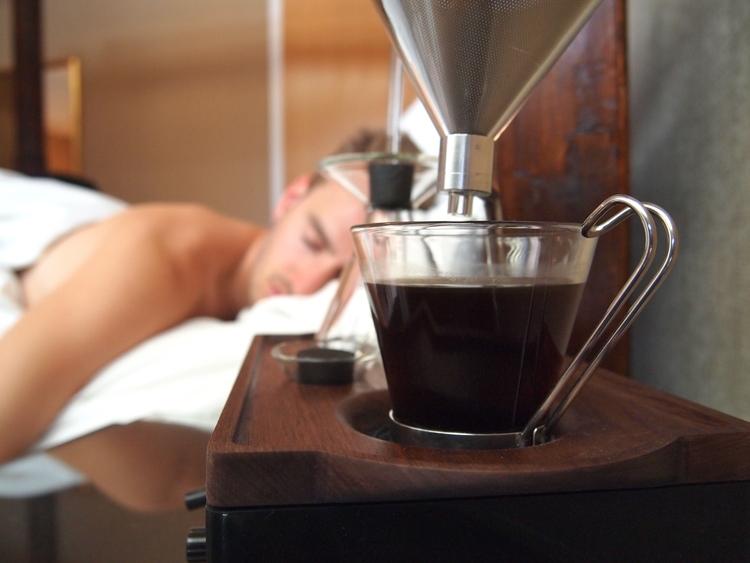 Café-alarma