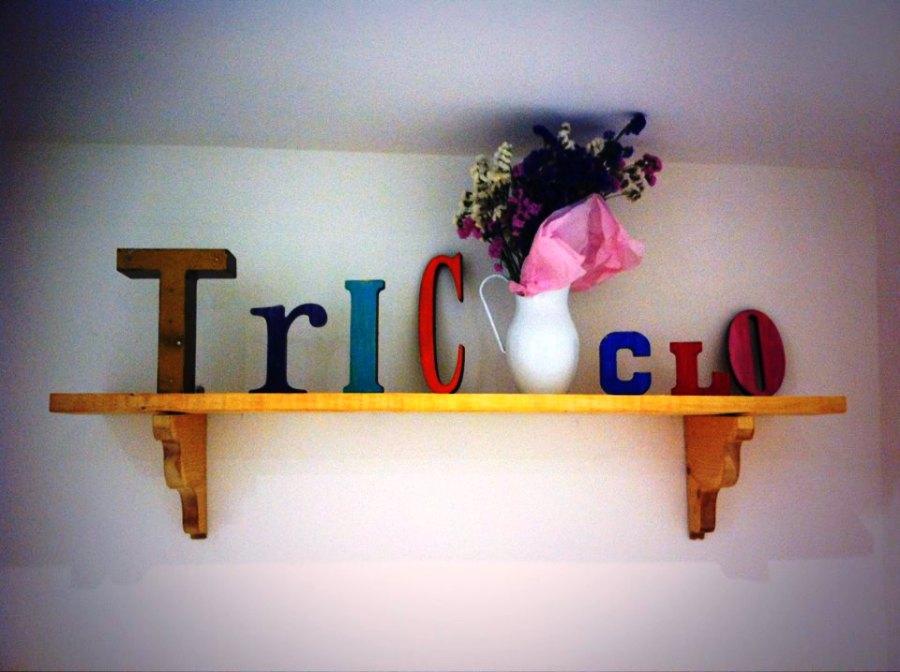 Triciclo, la gran referencia gastronómica de 2014