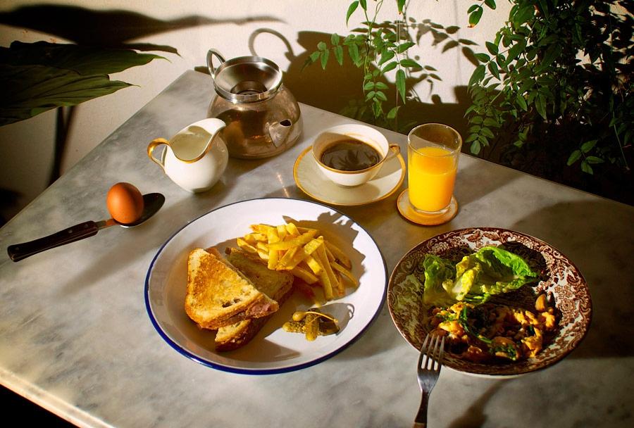 Café Godot, el bistró de Gràcia