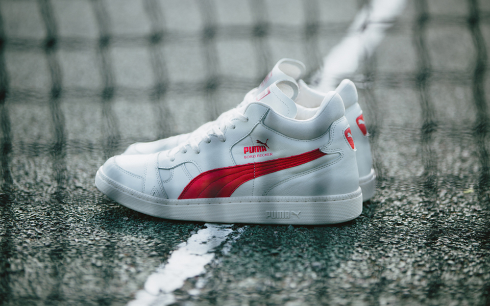 Puma select re-edita la Boris Becker OG