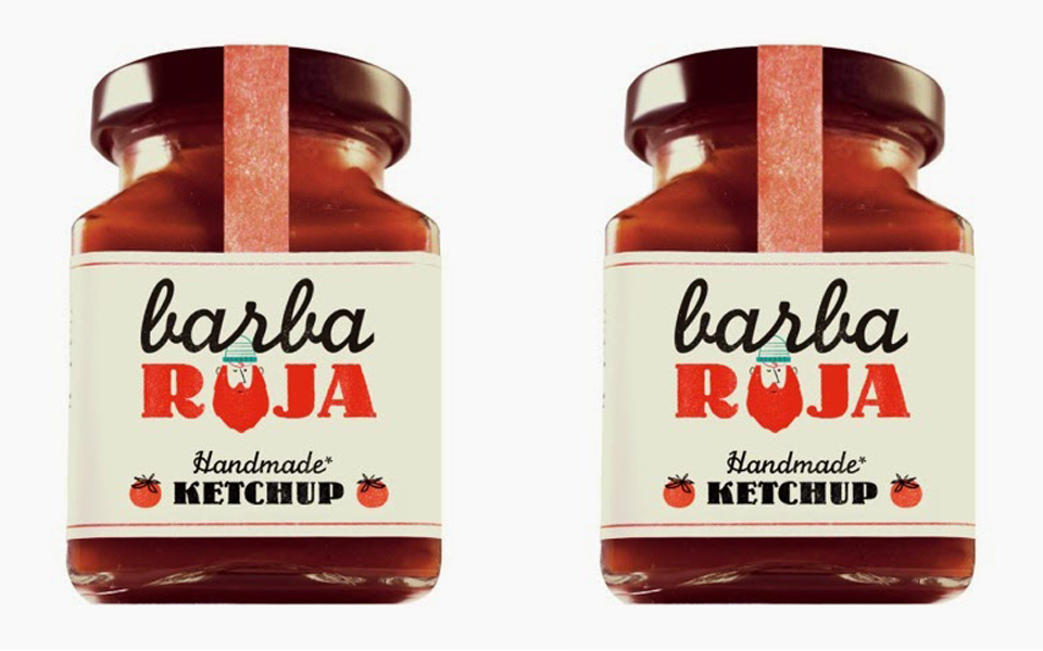 Barba-Roja -ketchup