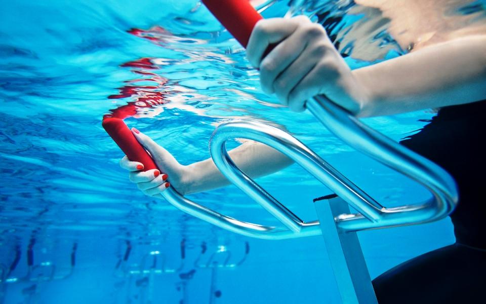 aquabiking II