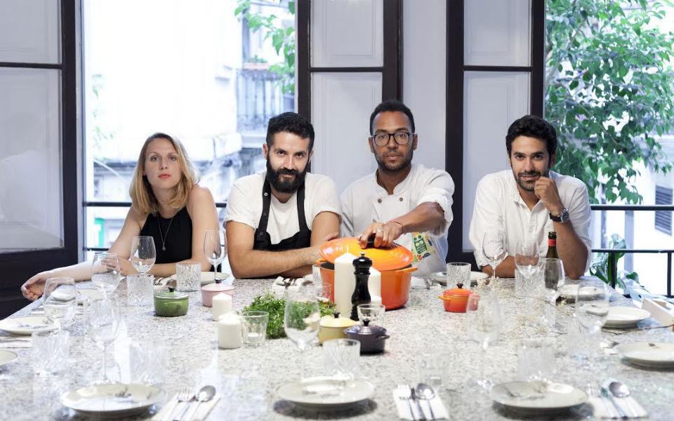 El Mesón Plateselector, un club gastronómico del siglo XXI