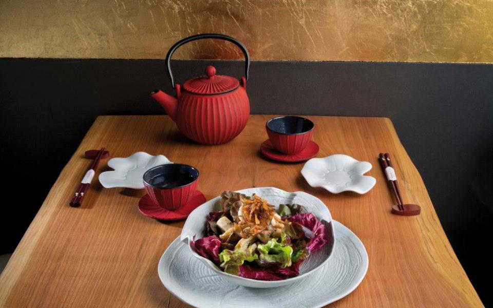 Yubari, sushi de gama alta