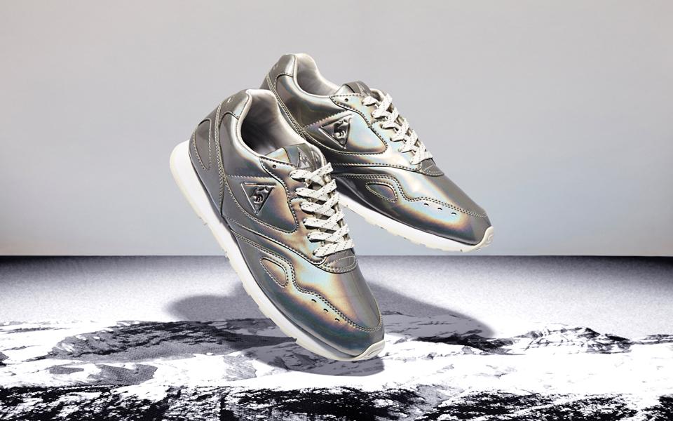 ¿Unas zapatillas de Le coq sportif y ASOS White?