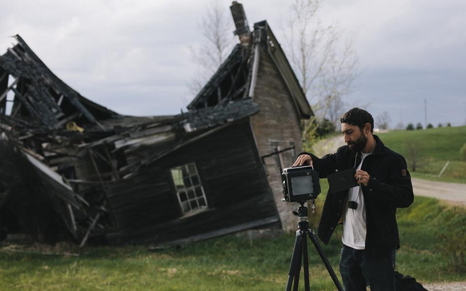 Brian Gaberman: «Mi cámara tiene 60 años y es torpe, pero es mi amiga»