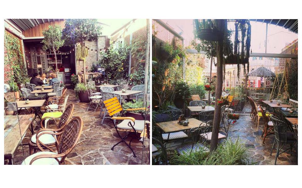 El Salon De Te Y El Jardin Secreto De Salvador Bachiller Good2b